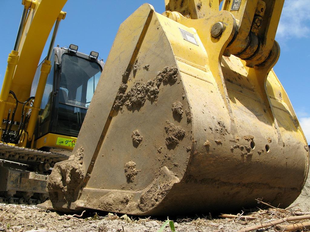 土木工事と土工事は何が違う?土工事ってどんな仕事?